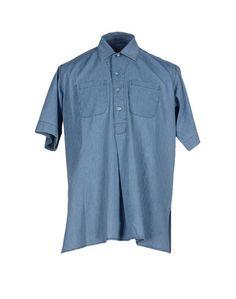 Джинсовая рубашка E. Tautz