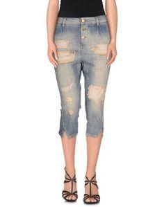 Джинсовые брюки-капри Manila Grace Denim