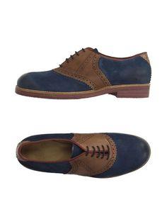 Обувь на шнурках MR. Wolf