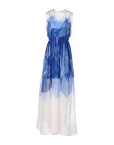 Длинное платье Jonathan Saunders