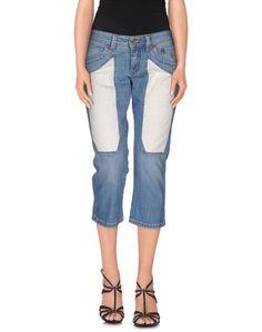 Джинсовые брюки-капри Jeckerson