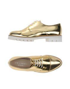 Обувь на шнурках Orciani