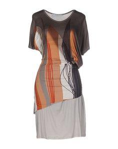 Платье до колена Chalayan