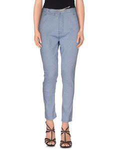 Джинсовые брюки Paolo Pecora Donna