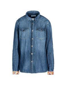 Джинсовая рубашка George J. Love