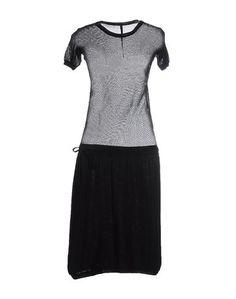 Платье до колена Sara Lanzi