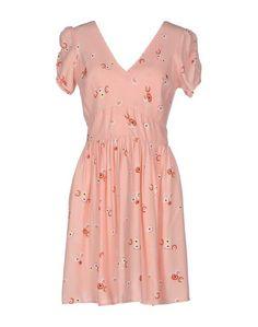 Короткое платье Love