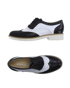 Обувь на шнурках Stefanel