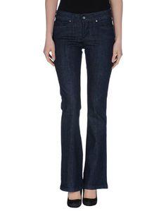 Джинсовые брюки AKÈ