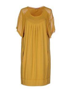 Короткое платье Tandem
