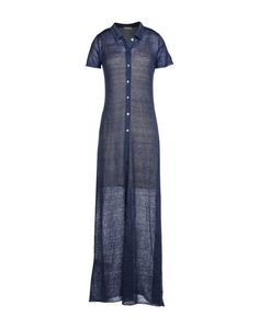 Длинное платье Stefanel
