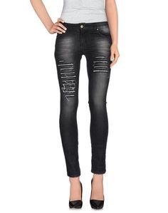 Джинсовые брюки Fanny Couture