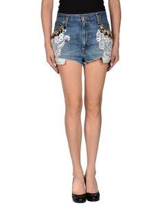 Джинсовые шорты Francesca Conoci
