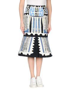 Джинсовая юбка Mary Katrantzou