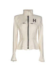 Джинсовая верхняя одежда Hogan by Karl Lagerfeld