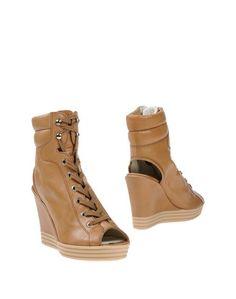 Полусапоги и высокие ботинки Hogan Rebel