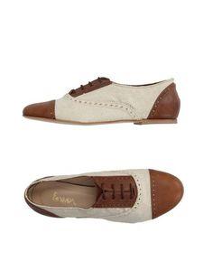 Обувь на шнурках Esmeralda