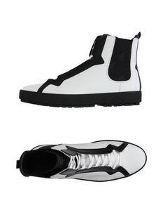 Высокие кеды и кроссовки Hogan