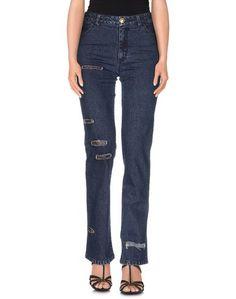 Джинсовые брюки Blumarine Jeans