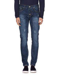 Джинсовые брюки U.T. Wave