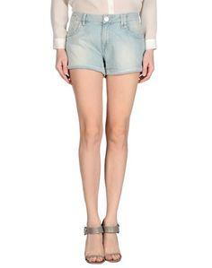 Джинсовые шорты Jeans LES Copains