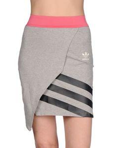 Мини-юбка Adidas Originals