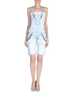 Короткий комбинезон MET in Jeans