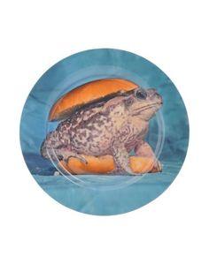 Декоративная тарелка Seletti