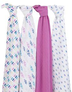 Одеяльце для младенцев Aden + Anais