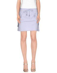 Мини-юбка Galliano
