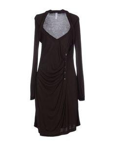 Платье до колена Tru Trussardi