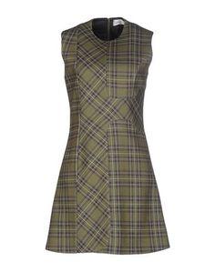 Короткое платье Victoria Beckham Denim