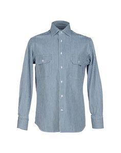 Джинсовая рубашка Alain FracassÍ