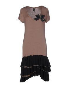 Платье до колена Miss Borsalino