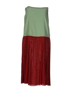 Платье до колена Cedric Charlier