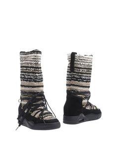 Полусапоги и высокие ботинки Serafini Luxury