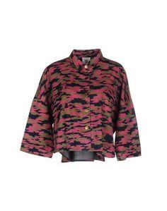 Джинсовая рубашка LE VoliÈre