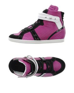 Высокие кеды и кроссовки Barbara BUI