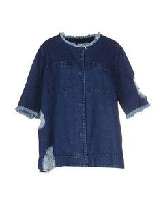 Джинсовая рубашка WÅven