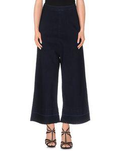 Джинсовые брюки-капри WÅven
