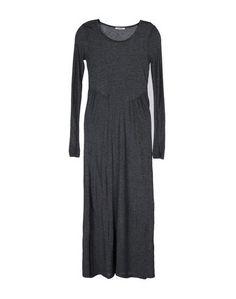 Длинное платье Pinko Grey