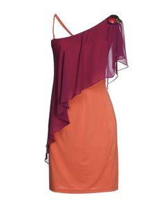 Короткое платье Jolie Carlo Pignatelli
