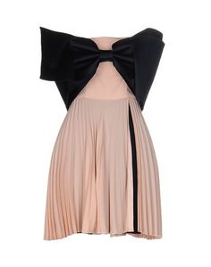 Короткое платье Emilio DE LA Morena