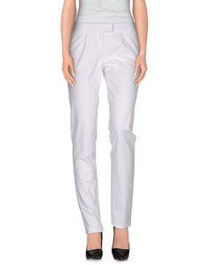 Повседневные брюки White Who*S WHO