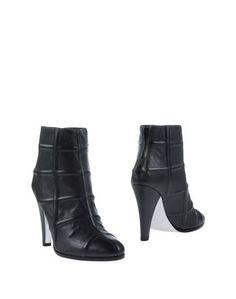 Полусапоги и высокие ботинки Rodolphe Menudier