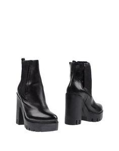 Полусапоги и высокие ботинки Crime London