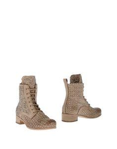 Полусапоги и высокие ботинки Mimmu