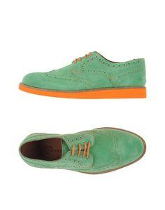 Обувь на шнурках Made BY Heart