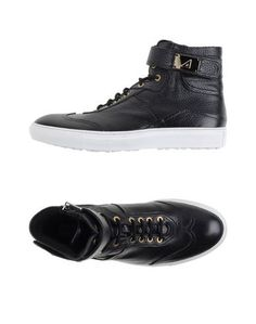 Высокие кеды и кроссовки Giovanni Conti