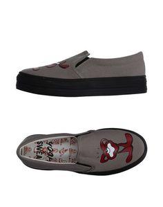 Низкие кеды и кроссовки Yosh x Swear